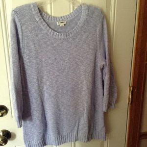 Old Navy 3/4 lightweight sweater